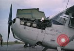 Image of O-1E Bird dog Da Nang Vietnam, 1966, second 38 stock footage video 65675061927