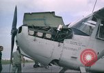 Image of O-1E Bird dog Da Nang Vietnam, 1966, second 40 stock footage video 65675061927