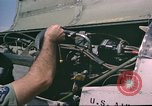 Image of O-1E Bird dog Da Nang Vietnam, 1966, second 49 stock footage video 65675061927