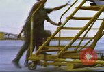 Image of Contract airlines Cam Ranh bay Vietnam, 1967, second 59 stock footage video 65675061933