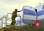 Image of Contract airlines Cam Ranh bay Vietnam, 1967, second 60 stock footage video 65675061933