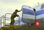 Image of Contract airlines Cam Ranh bay Vietnam, 1967, second 61 stock footage video 65675061933