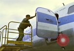 Image of Contract airlines Cam Ranh bay Vietnam, 1967, second 62 stock footage video 65675061933
