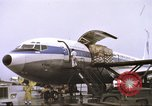 Image of Contract airlines Tan Son Nhut Vietnam, 1967, second 50 stock footage video 65675061937
