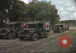 Image of 1st Infantry Division Vietnam, 1965, second 42 stock footage video 65675061952