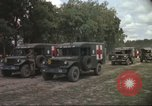 Image of 1st Infantry Division Vietnam, 1965, second 44 stock footage video 65675061952