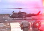 Image of UH-1D helicopters Vietnam, 1966, second 1 stock footage video 65675061969