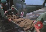 Image of UH-1D helicopters Vietnam, 1966, second 7 stock footage video 65675061969