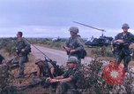 Image of 1st Infantry Division Vietnam, 1965, second 28 stock footage video 65675061977