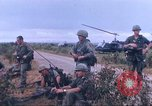 Image of 1st Infantry Division Vietnam, 1965, second 29 stock footage video 65675061977