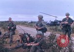 Image of 1st Infantry Division Vietnam, 1965, second 31 stock footage video 65675061977