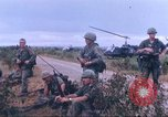 Image of 1st Infantry Division Vietnam, 1965, second 32 stock footage video 65675061977