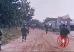 Image of 1st Infantry Division Vietnam, 1965, second 11 stock footage video 65675061980