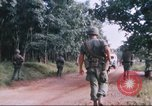 Image of 1st Infantry Division Vietnam, 1965, second 25 stock footage video 65675061980