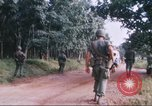 Image of 1st Infantry Division Vietnam, 1965, second 26 stock footage video 65675061980