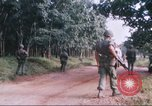 Image of 1st Infantry Division Vietnam, 1965, second 27 stock footage video 65675061980