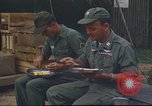Image of United States Air Force personnel Vietnam, 1965, second 45 stock footage video 65675061988