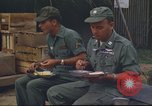 Image of United States Air Force personnel Vietnam, 1965, second 56 stock footage video 65675061988