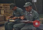 Image of United States Air Force personnel Vietnam, 1965, second 57 stock footage video 65675061988