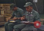 Image of United States Air Force personnel Vietnam, 1965, second 58 stock footage video 65675061988