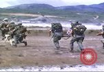Image of scout dogs Vietnam, 1966, second 14 stock footage video 65675062005