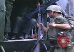 Image of scout dogs Vietnam, 1966, second 21 stock footage video 65675062005