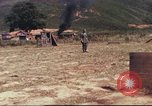 Image of sentry dogs South Vietnam, 1967, second 36 stock footage video 65675062006