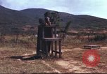 Image of sentry dogs South Vietnam, 1967, second 41 stock footage video 65675062006
