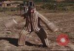 Image of sentry dogs South Vietnam, 1967, second 57 stock footage video 65675062006