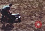 Image of sentry dogs South Vietnam, 1967, second 20 stock footage video 65675062007
