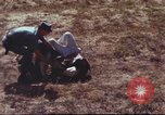 Image of sentry dogs South Vietnam, 1967, second 21 stock footage video 65675062007
