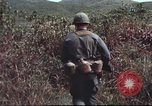 Image of sentry dogs South Vietnam, 1967, second 51 stock footage video 65675062007