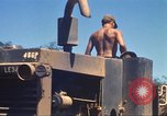 Image of construction of highway Vietnam, 1969, second 43 stock footage video 65675062015