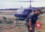 Image of 1st Cavalry Division Chu Lai Vietnam, 1969, second 33 stock footage video 65675062017
