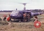 Image of 1st Cavalry Division Chu Lai Vietnam, 1969, second 46 stock footage video 65675062017