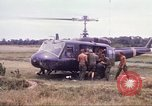 Image of 1st Cavalry Division Chu Lai Vietnam, 1969, second 49 stock footage video 65675062017