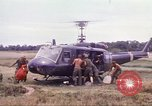 Image of 1st Cavalry Division Chu Lai Vietnam, 1969, second 54 stock footage video 65675062017