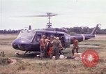 Image of 1st Cavalry Division Chu Lai Vietnam, 1969, second 62 stock footage video 65675062017