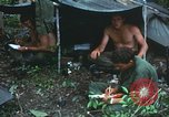 Image of United States soldiers South Vietnam, 1967, second 56 stock footage video 65675062022