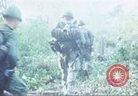 Image of United States soldiers of 4th Infantry Division South Vietnam, 1967, second 20 stock footage video 65675062025