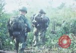 Image of United States soldiers of 4th Infantry Division South Vietnam, 1967, second 21 stock footage video 65675062025