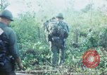 Image of United States soldiers of 4th Infantry Division South Vietnam, 1967, second 23 stock footage video 65675062025