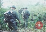 Image of United States soldiers of 4th Infantry Division South Vietnam, 1967, second 24 stock footage video 65675062025