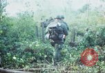 Image of United States soldiers of 4th Infantry Division South Vietnam, 1967, second 27 stock footage video 65675062025