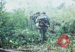 Image of United States soldiers of 4th Infantry Division South Vietnam, 1967, second 28 stock footage video 65675062025