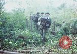 Image of United States soldiers of 4th Infantry Division South Vietnam, 1967, second 29 stock footage video 65675062025