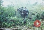 Image of United States soldiers of 4th Infantry Division South Vietnam, 1967, second 30 stock footage video 65675062025