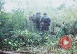 Image of United States soldiers of 4th Infantry Division South Vietnam, 1967, second 31 stock footage video 65675062025