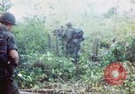 Image of United States soldiers of 4th Infantry Division South Vietnam, 1967, second 33 stock footage video 65675062025