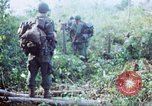 Image of United States soldiers of 4th Infantry Division South Vietnam, 1967, second 37 stock footage video 65675062025